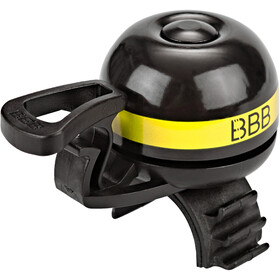 BBB EasyFit Deluxe BBB-14 Timbre, yellow